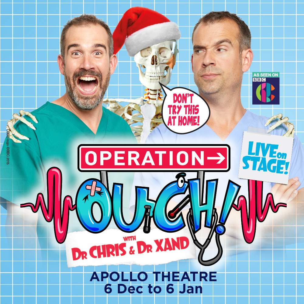 Operation Ouch! Live