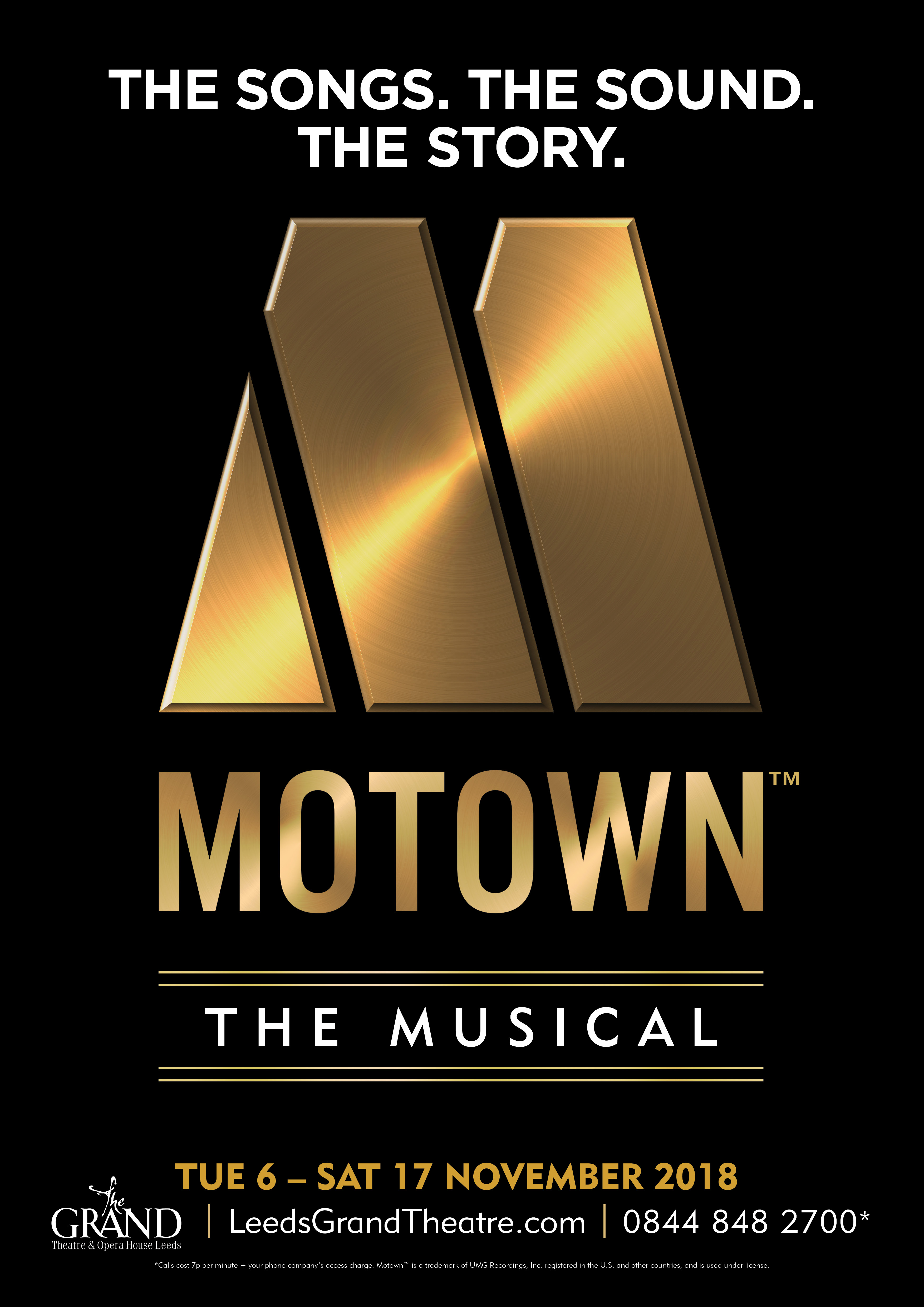 Motown Poster Show Image