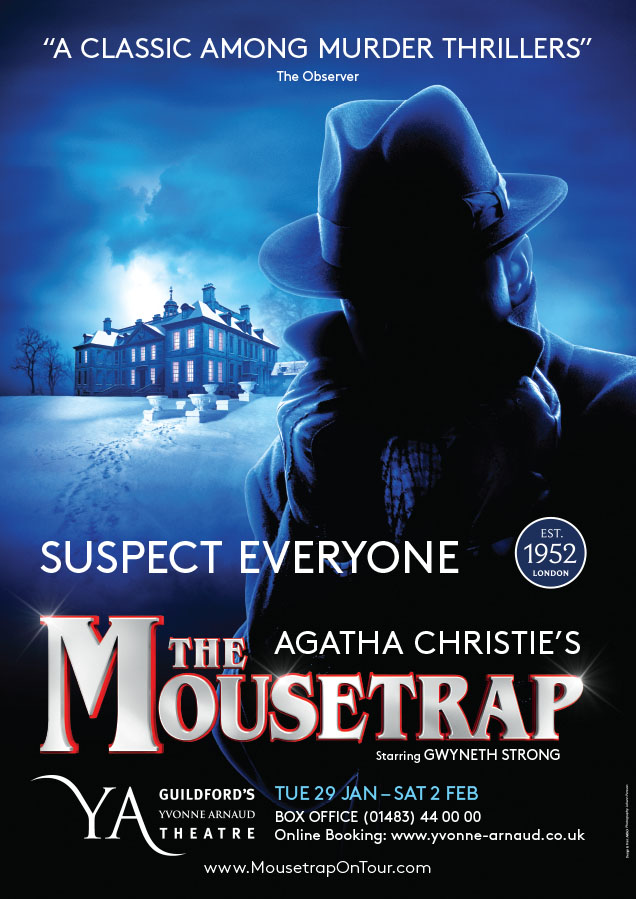 The Mousetrap Poster Show Image