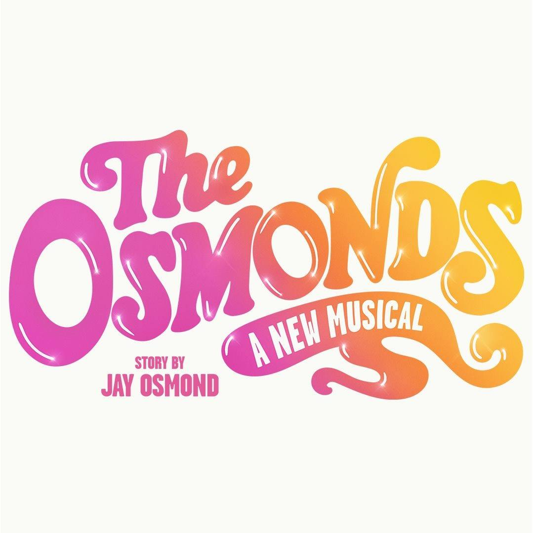The Osmonds Musical Poster Show Image