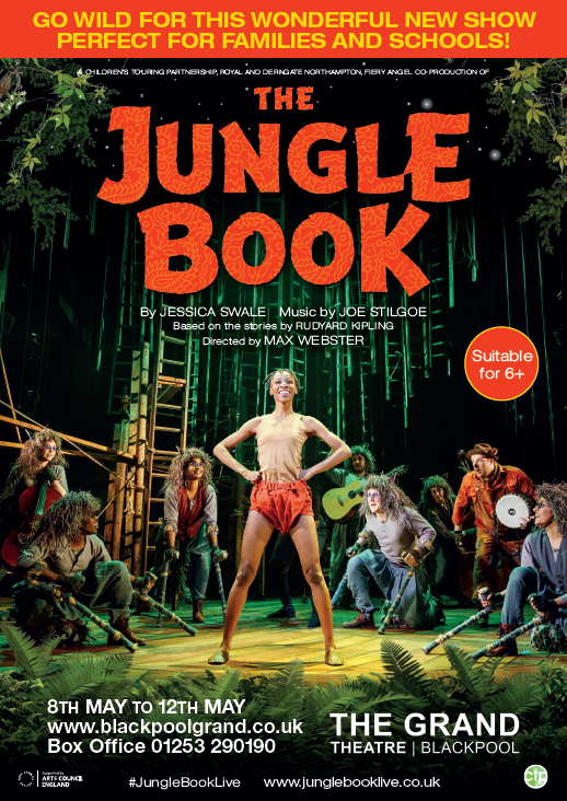 The Jungle Book Poster Show Image