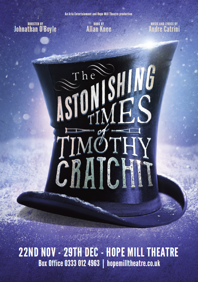 The Astonishing Times of Timothy Cratchit Poster Show Image