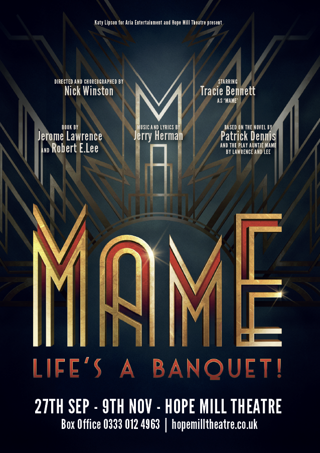Mame Poster Show Image