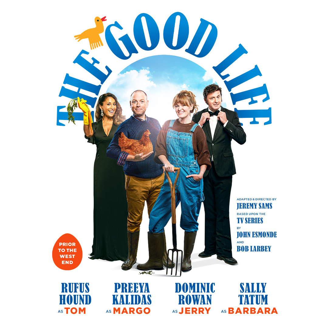 The Good Life Poster Show Image