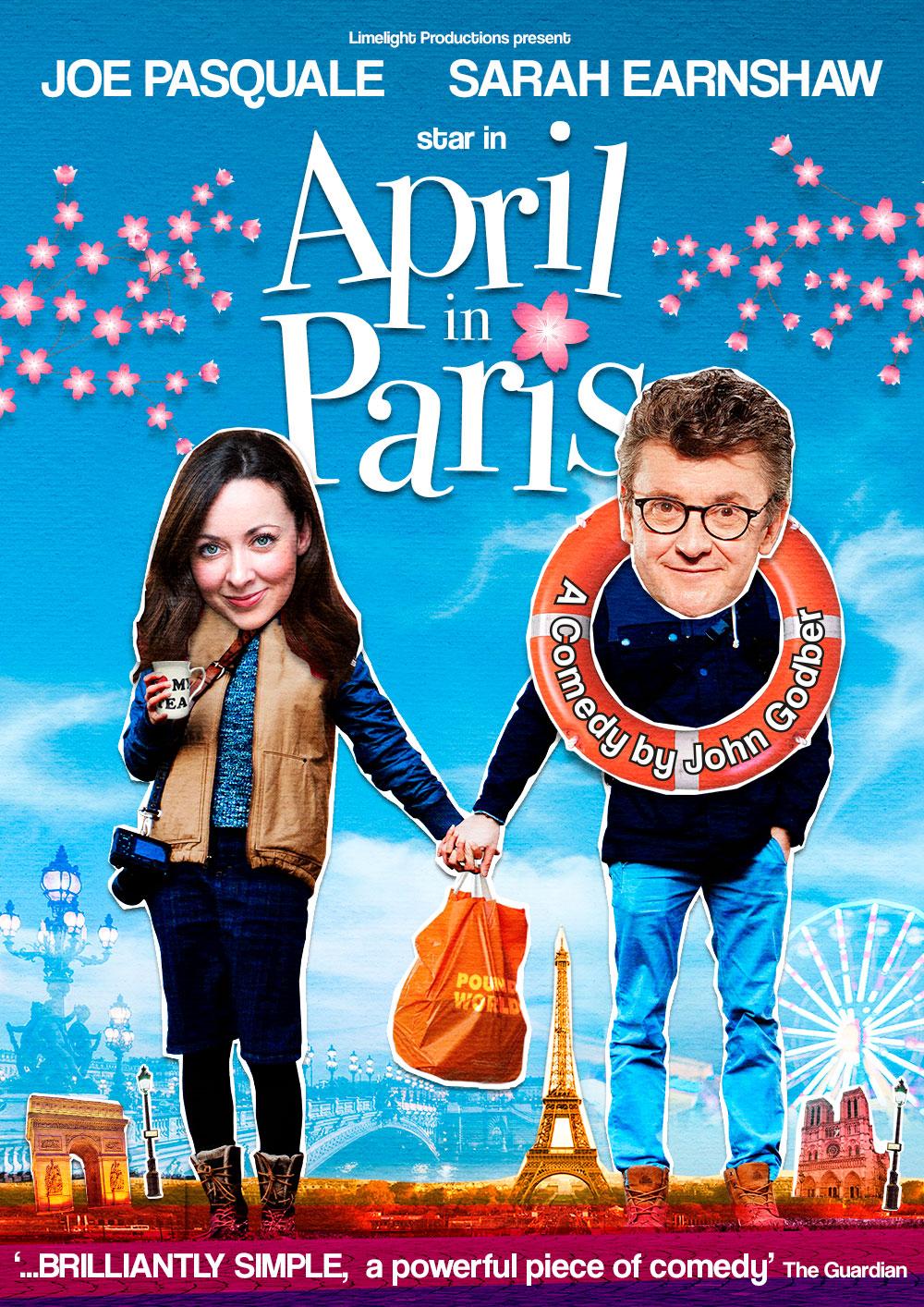 April in Paris Poster Show Image