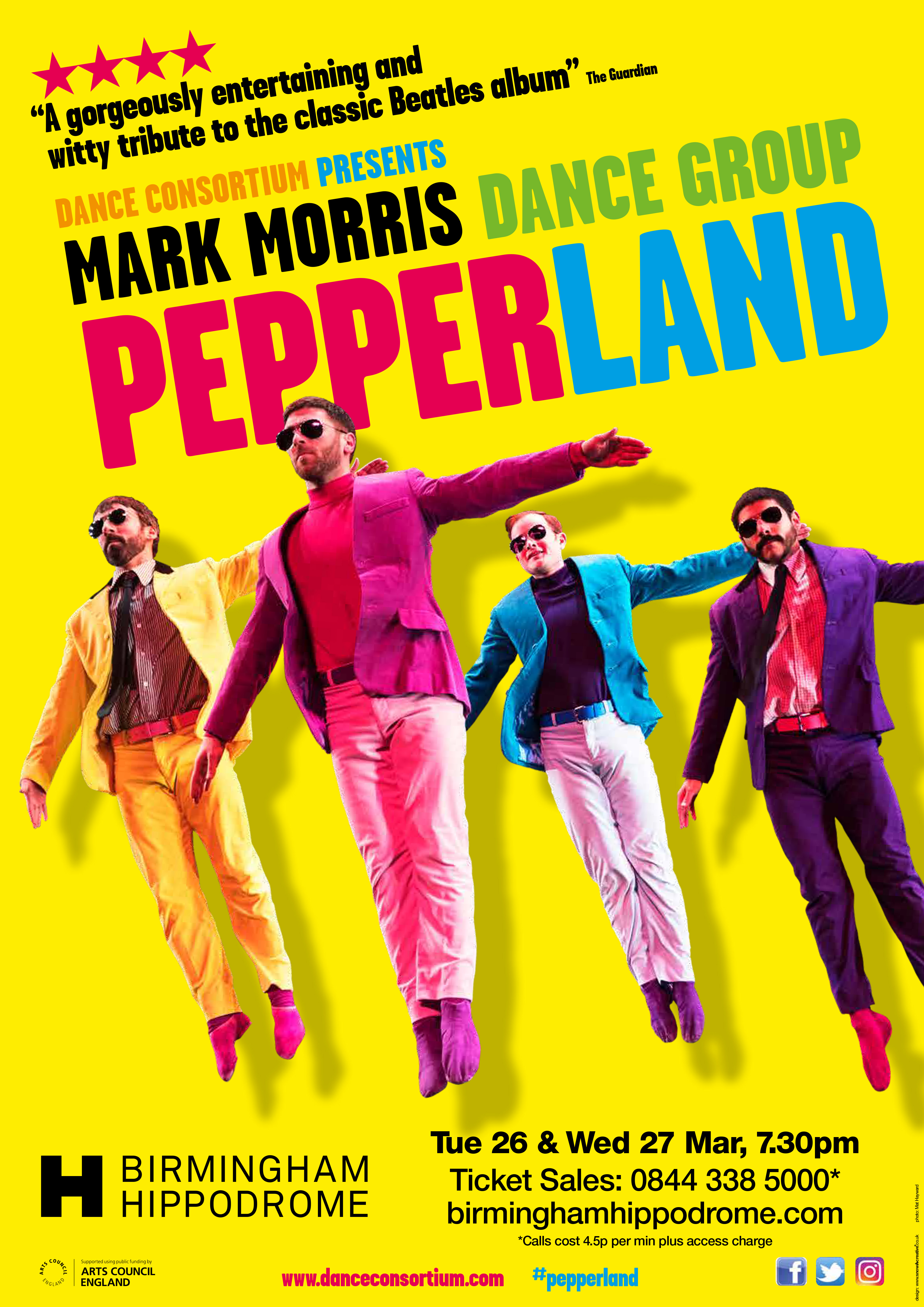 Pepperland Poster Show Image