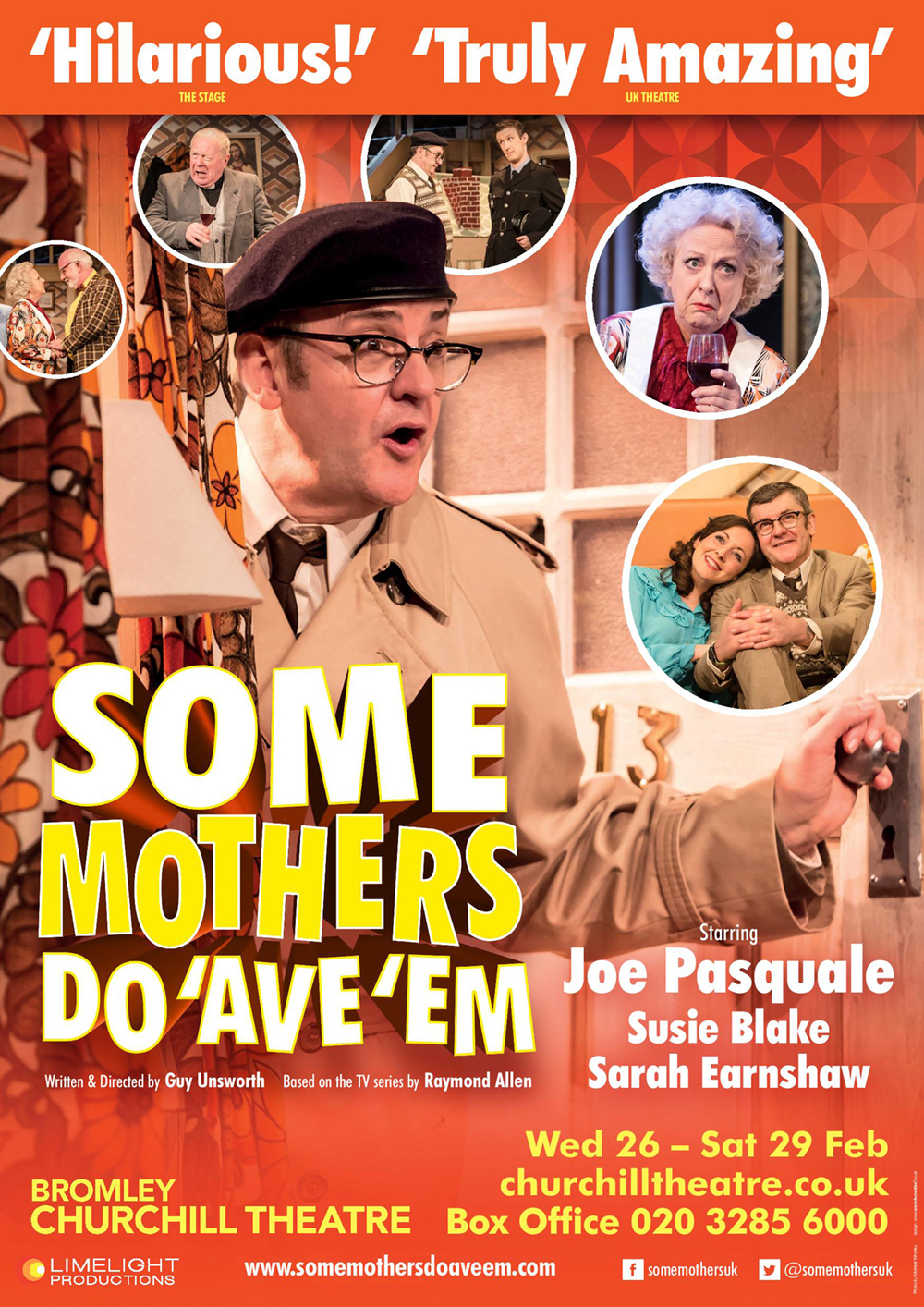 Some Mothers Do 'Ave 'Em Poster Show Image