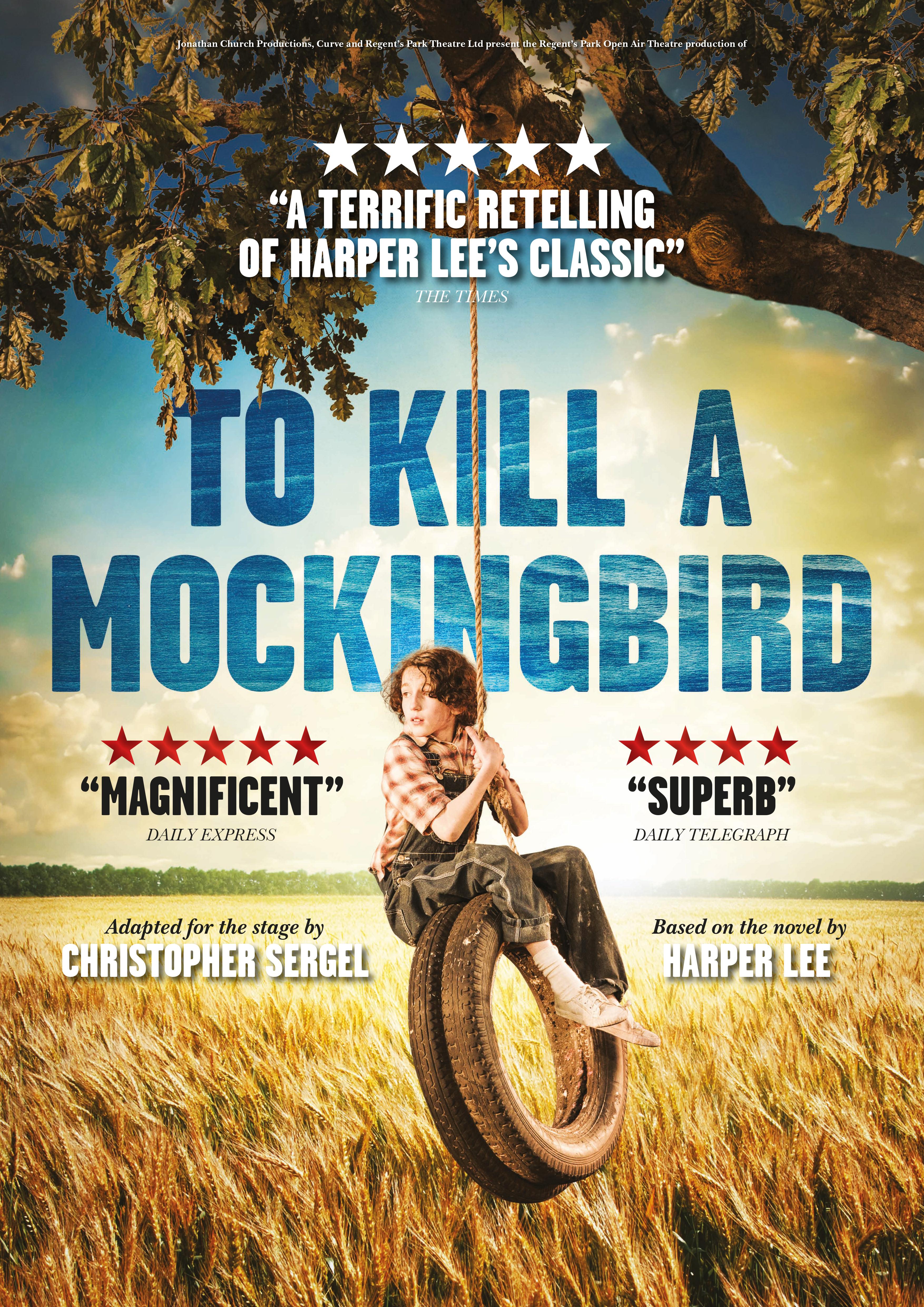 To Kill A Mockingbird Poster Show Image