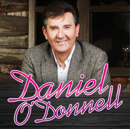 Daniel O'Donnell (2016)