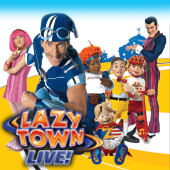 Lazy Town Live
