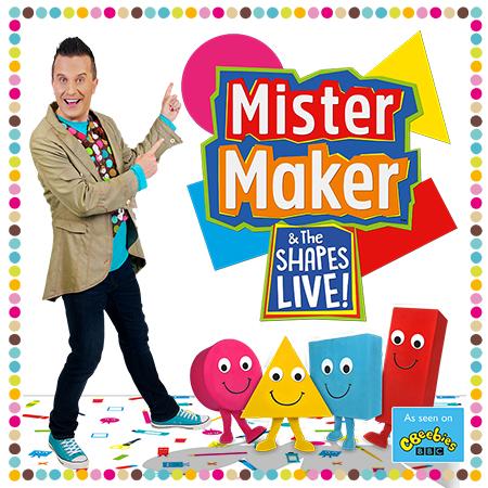 Mister Maker Live (2017)