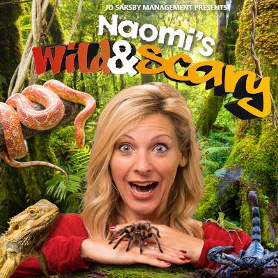 Naomi's Wild & Scary (2017)