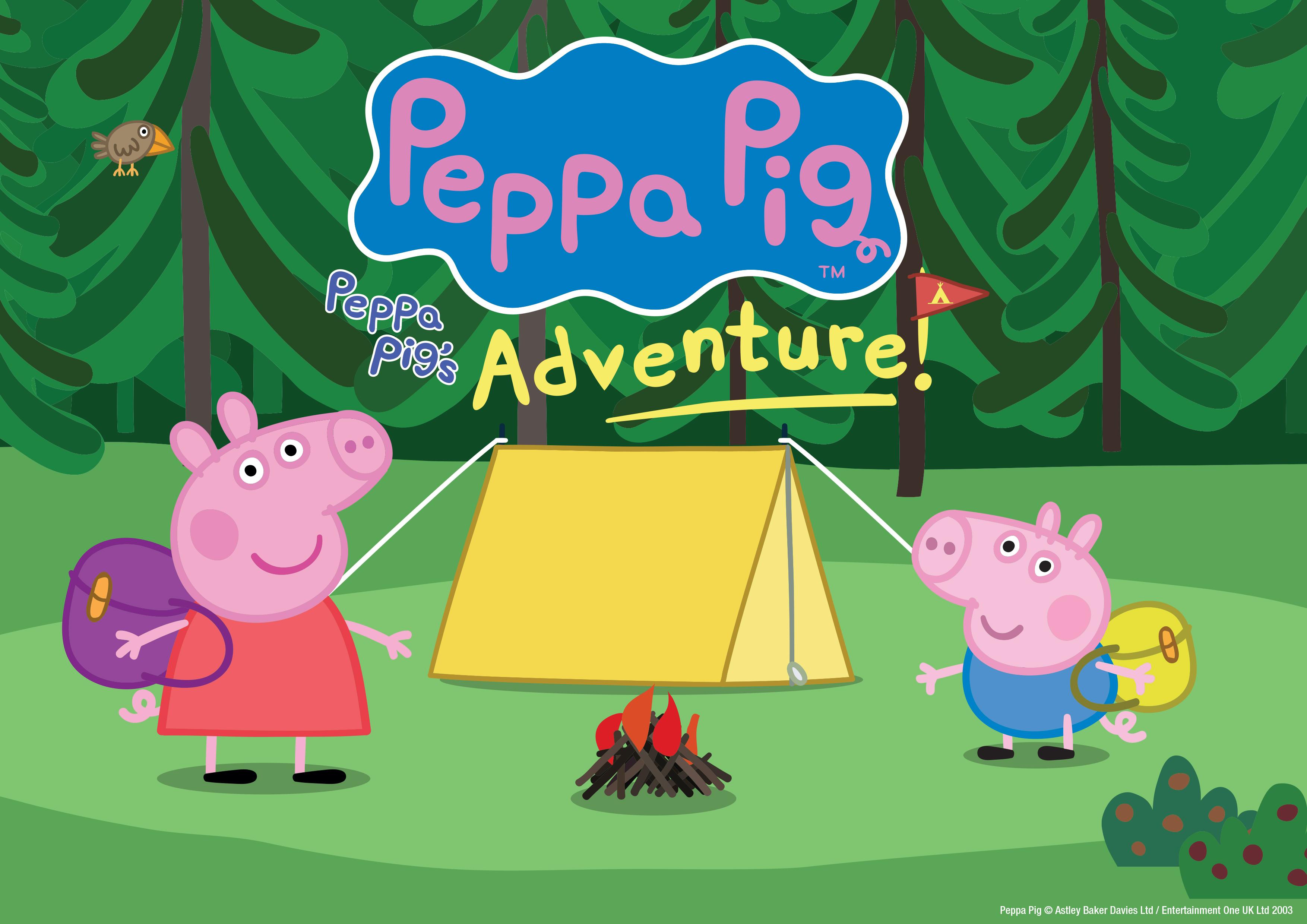 Peppa Pig's Adventure (2018)