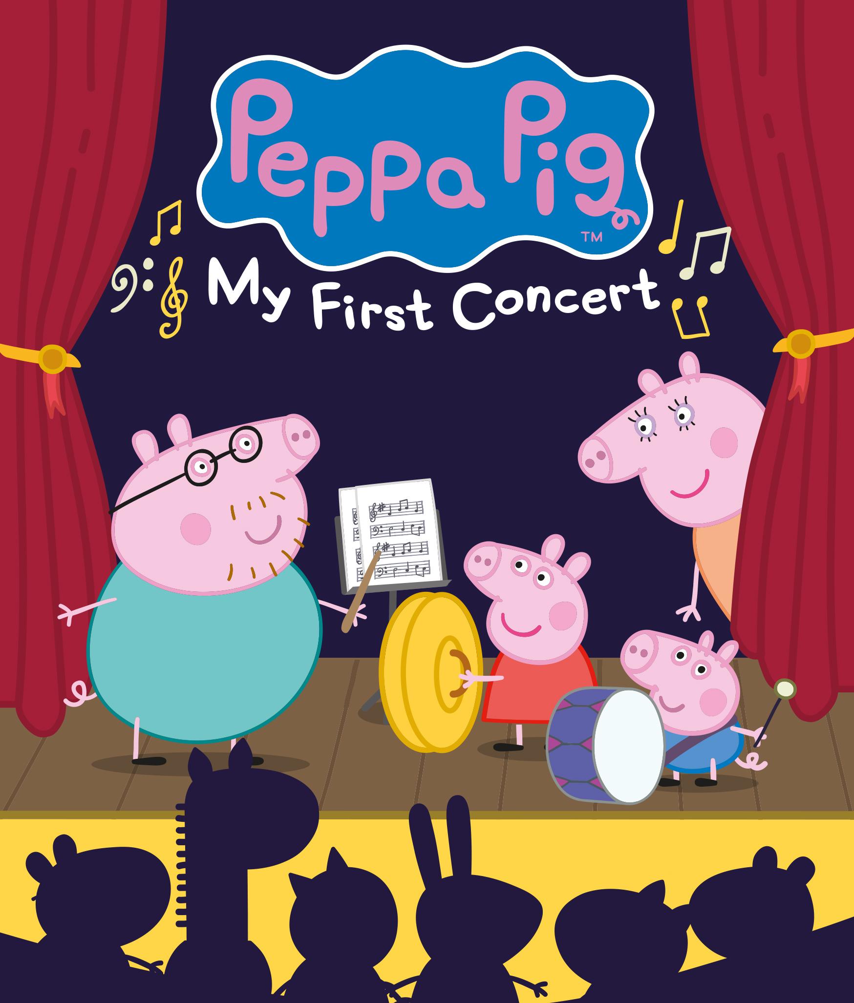 Peppa Pig - My First Concert (2019)