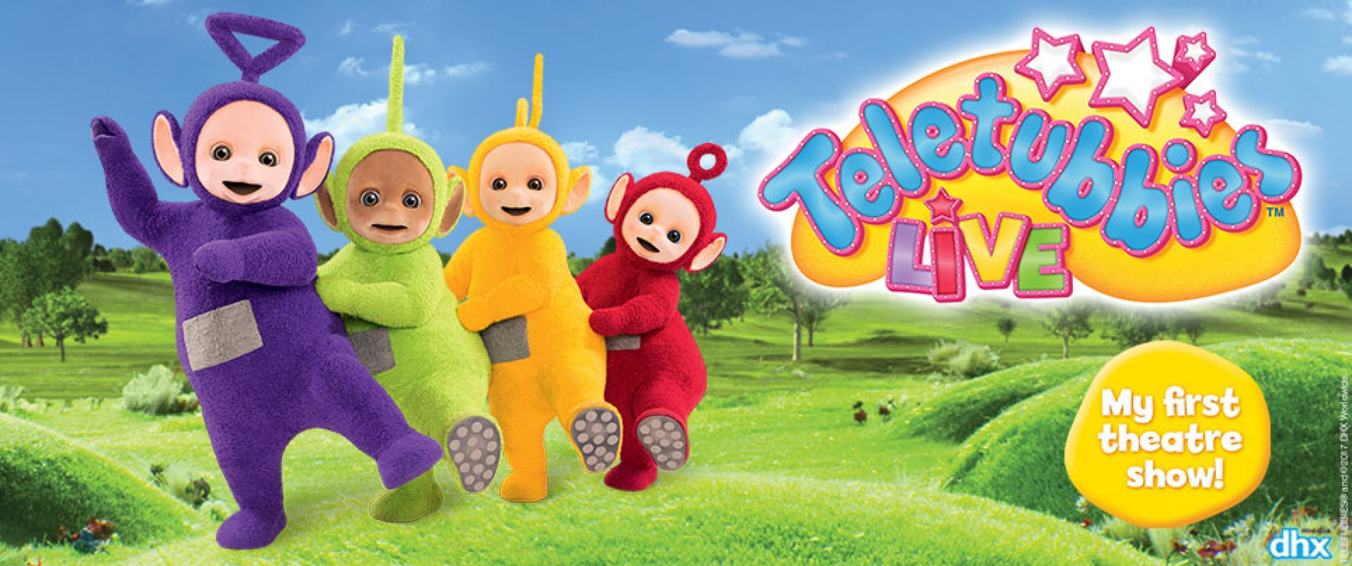 Teletubbies Live UK