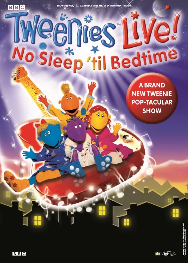 Tweenies Live - No Sleep 'til Bedtime (2005)